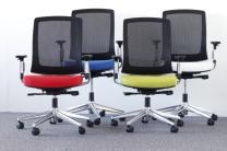Bureaustoelen kopen nieuw gebruikt goedkoopinrichten