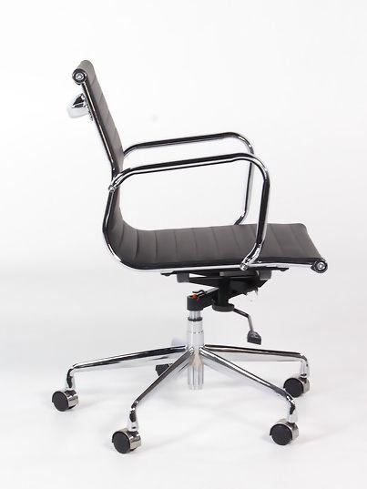 Bureaustoel Zwart Design.Design Bureaustoel Zwart Assemblee Van Cas Goedkoopinrichten Nl