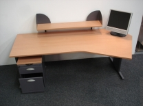 Mewaf Multitax bureau 220x80cm links
