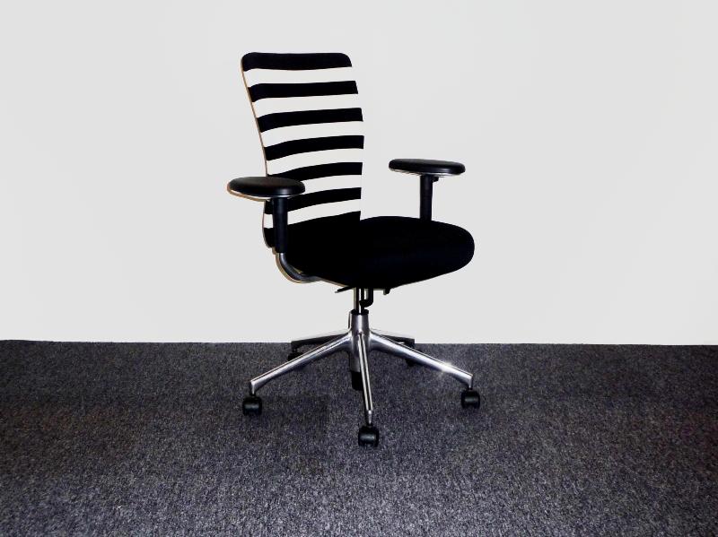 Vitra Bureaustoel Tweedehands.Vitra T Chair Bureaustoel